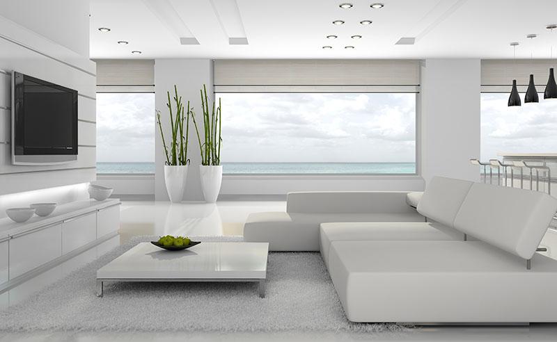 arredare casa nuova: 5 stili di tendenza - Casa Arredamento Minimal
