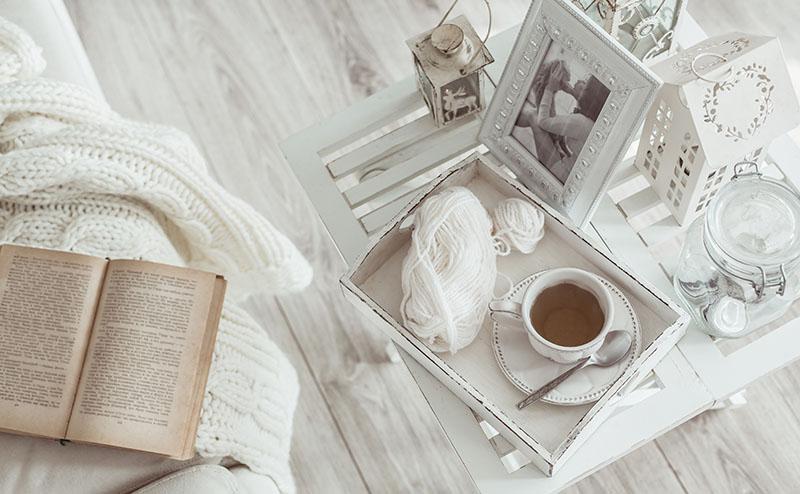 Arredare casa nuova 5 stili di tendenza - Arredare casa shabby chic ...